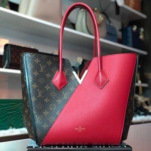 Louis Vuitton Kimono Brown&red Monogram Canvas